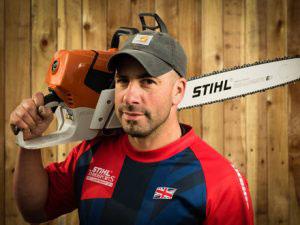 Chris Pratt - chainsaw expert profile picture