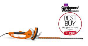 Gardeners' World Best Buy - STIHL HSE 81 Hedge trimmer
