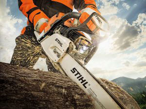 STIHL Chainsaw PPE - gloves, trousers