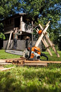 STIHL MS 170 Chainsaw perfect for domestic jobs