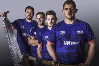 Team GB - STIHL TIMBERSPORTS