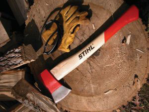 STIHL axes and hatchet advice