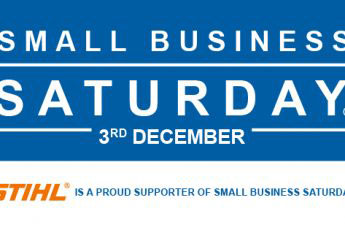 STIHL Small Business Saturday