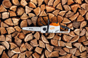STIHL Compact Cordless Chainsaw