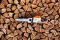 Ready for the challenge: cutting wood made easy
