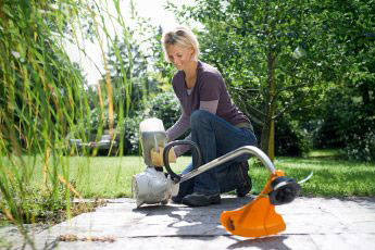 STIHL how grass trimmers are made