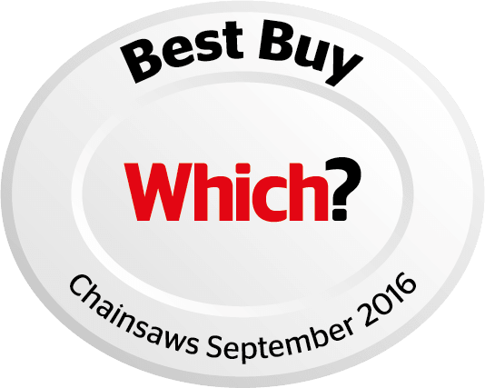 Which award winning chainsaw