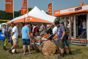 STIHL shows and events