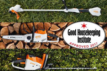 STIHL Compact Cordless Good Housekeeping Award