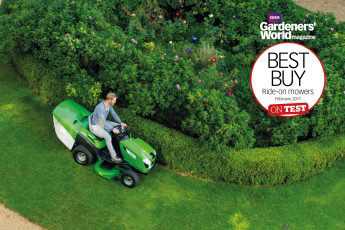 VIKING ride-on Gardeners' World best Buy
