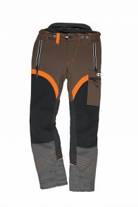 Caring for PPE chainsaw trousers