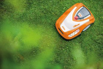 STIHL iMow robotic mower