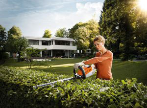 STIHL Hedge Trimmer Tips