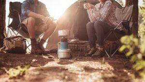 Best camping spots