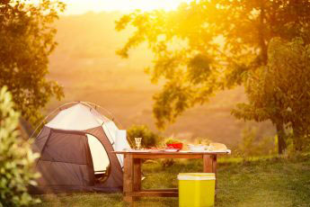 Best camping spots