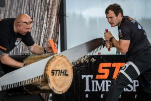 TIMBERSPORTS Newcomers