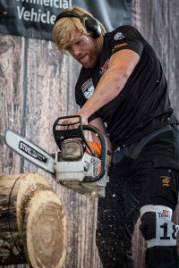 TIMBERSPORTS Reults