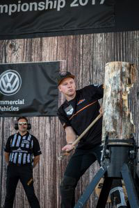 TIMBERSPORTS Rookie Athletes