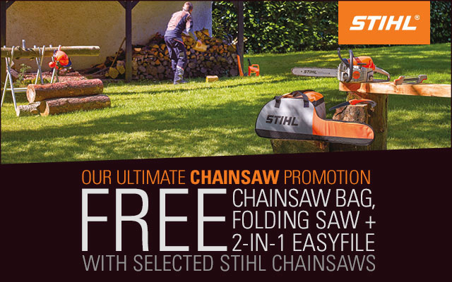 ULTIMATE CHAINSAW PROMOTION