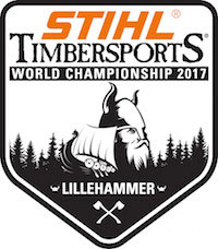 STIHL Timbersports World Championship 2017 Badge
