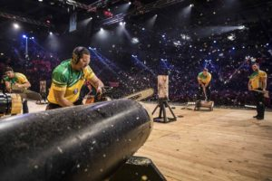 Team Australia STIHL Timbersports World Championship