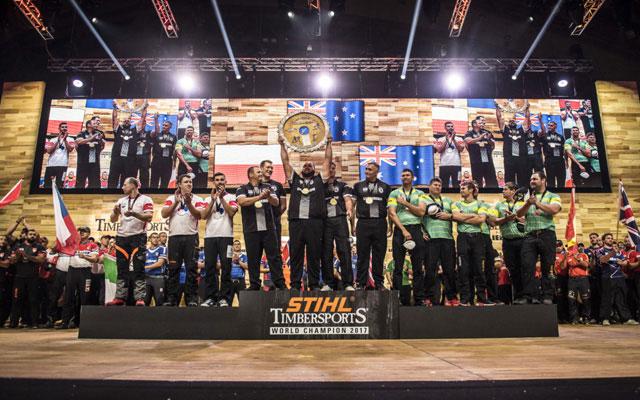 STIHL TIMBERSPORTS World Championship