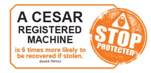 Datatag Theft Deterrent
