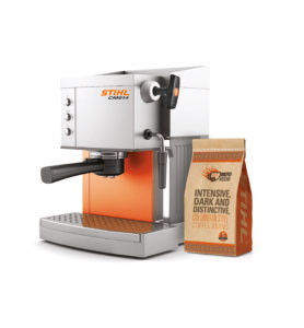 STIHL Moto Mocha Coffee Machine