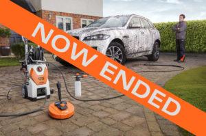 Dirty Car - Pressure Washer Promo