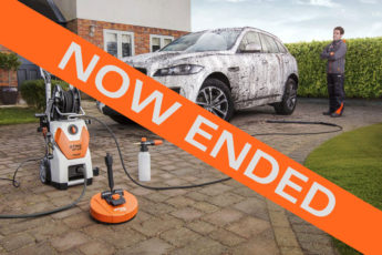 Dirty Car - Pressure Washer Promo