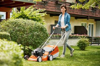RMA 248 Lawn Mower