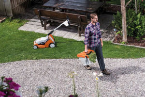 RMA 339C Cordless Lawnmower