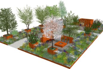 Hillier & STIHL Chelsea Flower Show Exhibit Preview