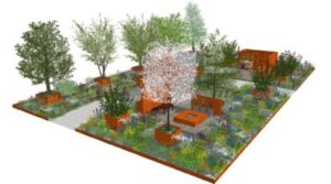 Hillier & STIHL Chelsea Flower Show Exhibit Preview