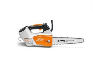 The new MSA 161 T Abortist Chainsaw