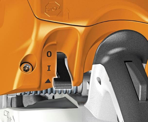 How To Perform An M-Tronic Reset | STIHL Blog