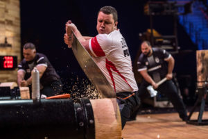 Poland Vs NZ In TIMBERSPORTS 2017 Final