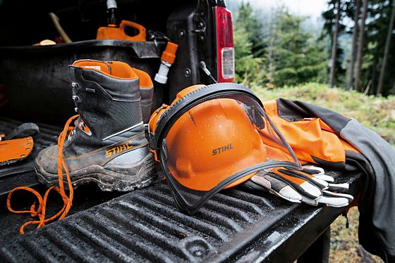 Chainsaw PPE Set
