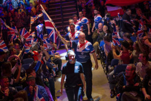 Team GB Walk In