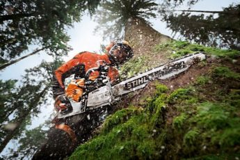 STIHL reveal the MS 500i chainsaw