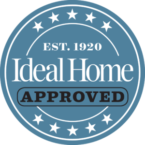 ideal home approved logo