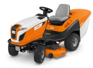 rt 5112 ride on lawn mower