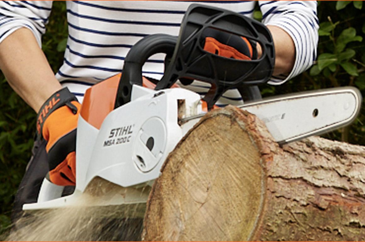 STIHL chainsaw promotion