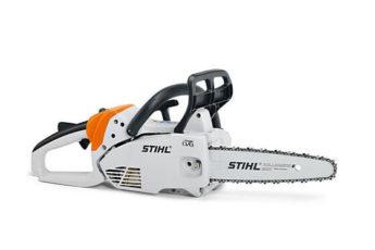 STIHL MS 151 C-E cordless chainsaw