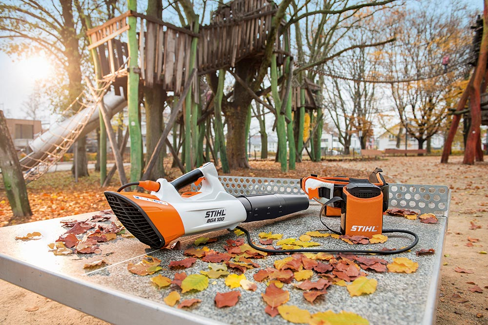 How To Power Your STIHL Cordless Tool