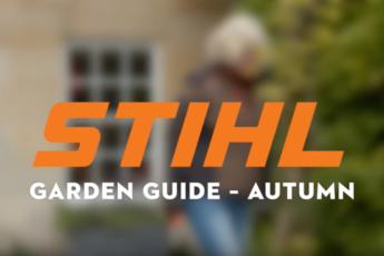 STIHL autumn garden guide