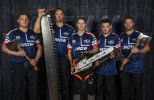 timbersports team gb 2019