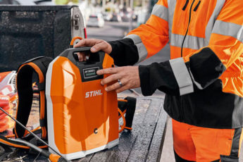 STIHL Battery Backpack