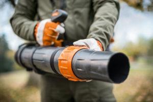 BR 800 Leaf Blower Pipe