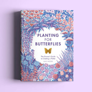 Planting For Butterflies Book
